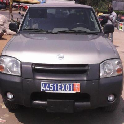 Nissan Hardbody Frontier