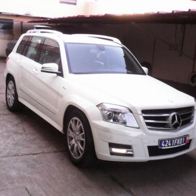 Mercedes GLK 4MATIC
