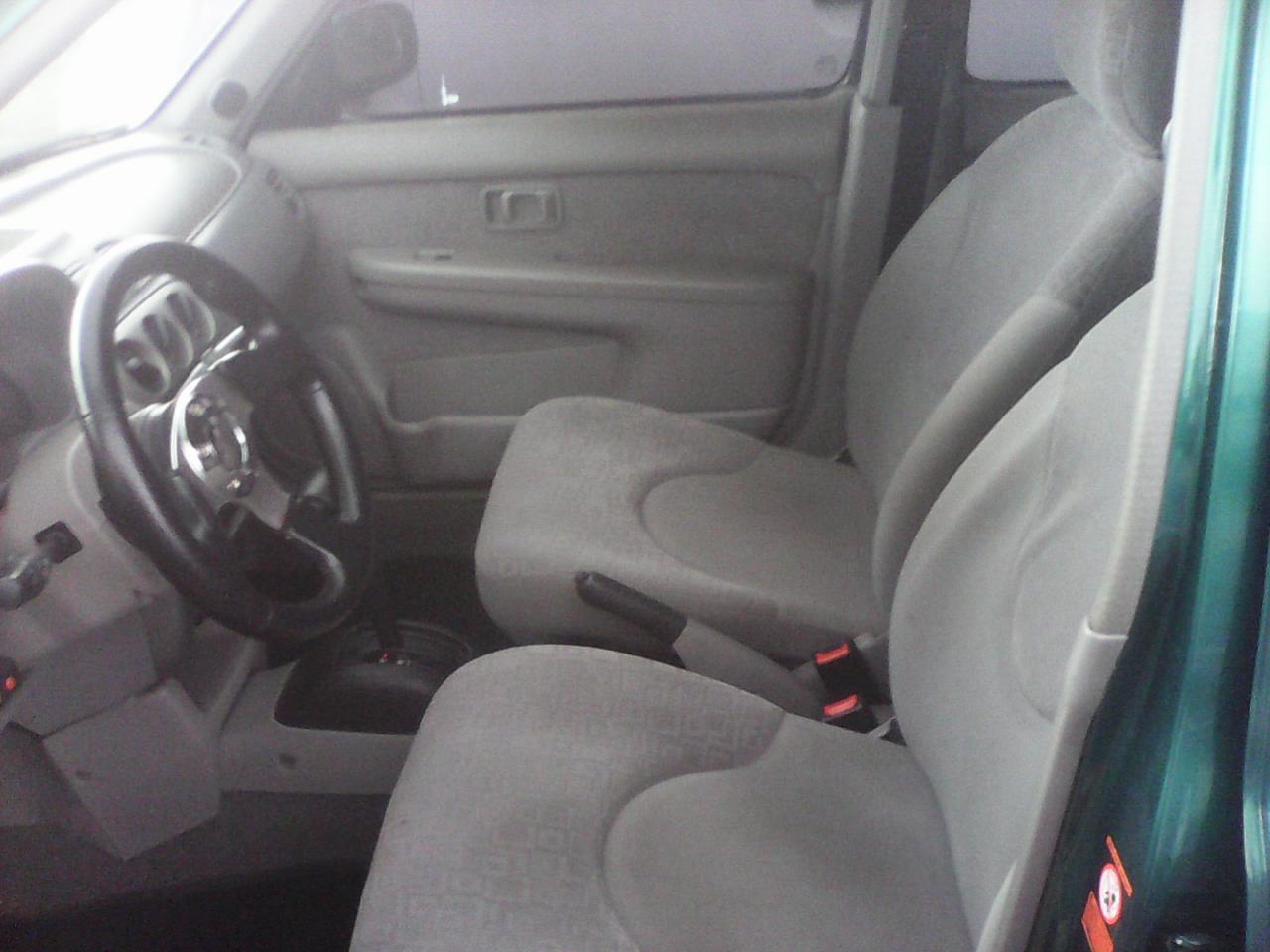 Nissan Micra siege