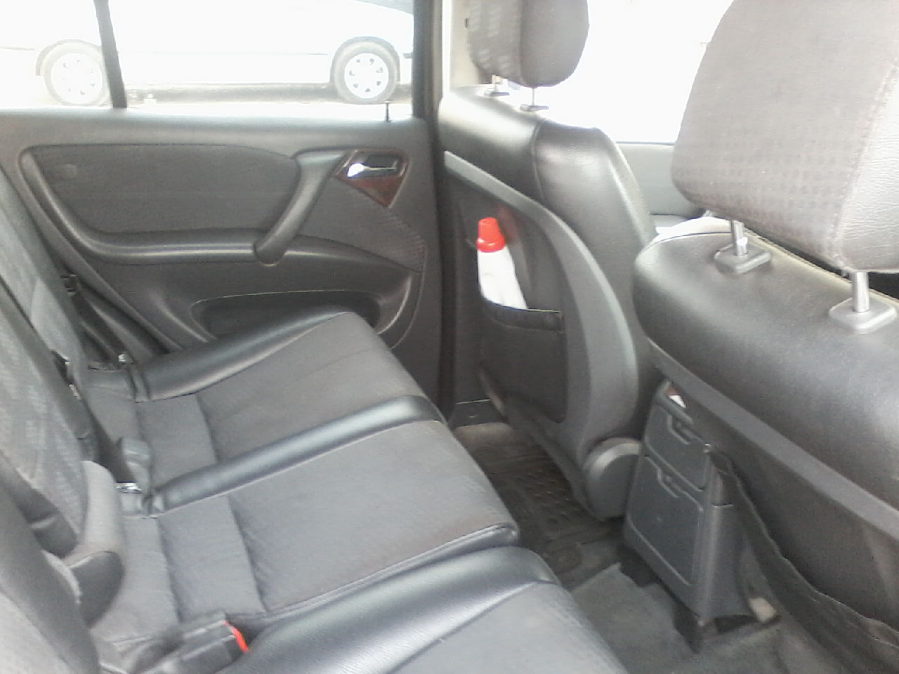 Mercedes ml 320 occasion abidjan page 2 2 for Interieur ml 2000