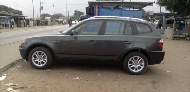 BMW X3 COTE