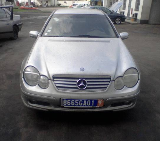 Mercedes c180 kompressor abidjan occasion for Interieur mercedes 190d