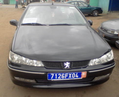 PEUGEOT 406 HDI PHASE2