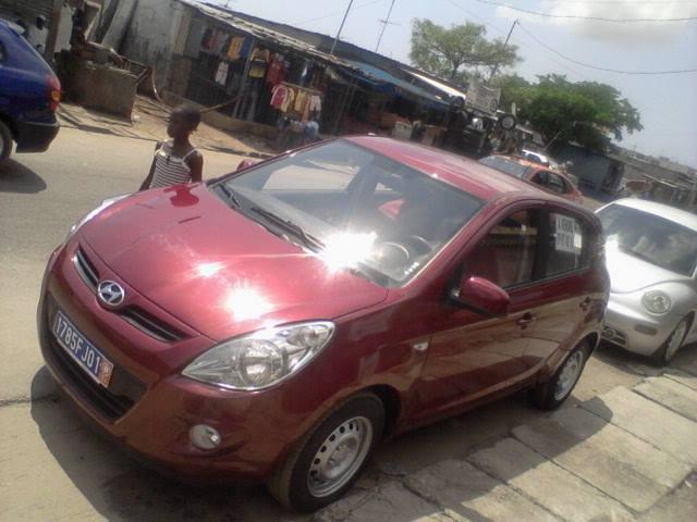 Hyundai i20 avant cote 1