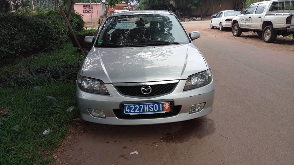 Mazda face