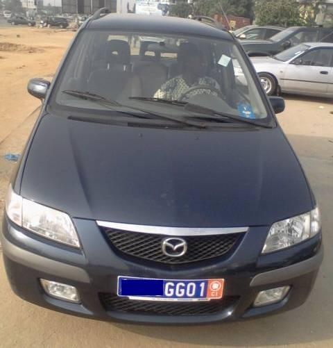 Mazda premacy avant