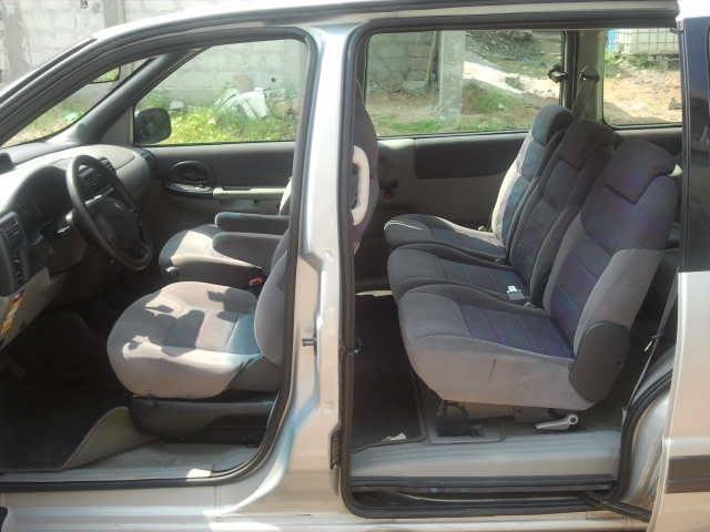 Opel sintra vue interieur