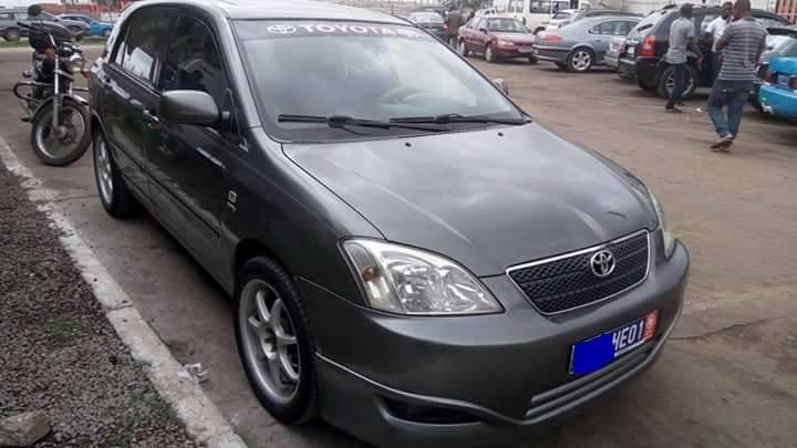 Toyota corolla cote