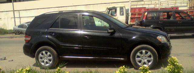 Mercedes ML 350 4matic--vente voitures d'occasion abidjan