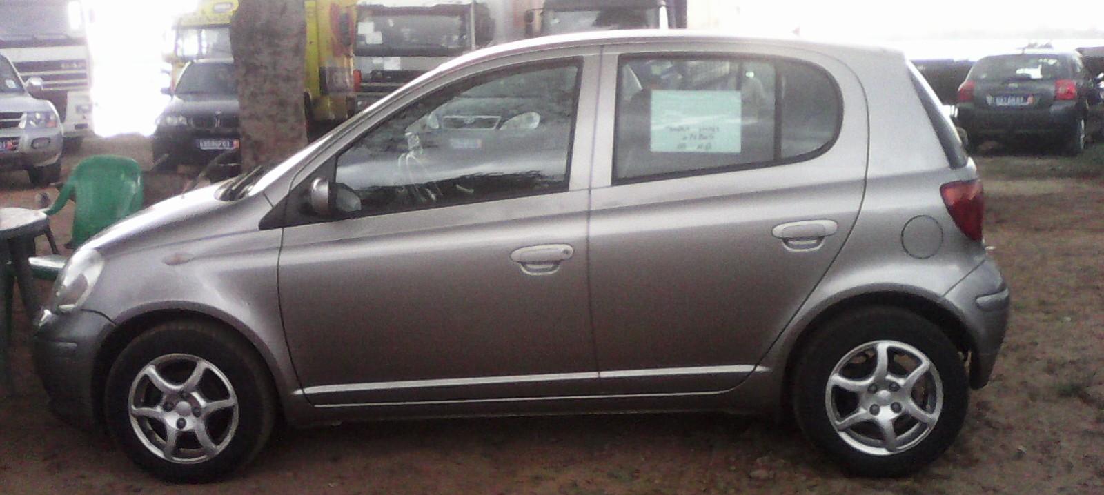 Vente Toyota Yaris--Abidjan